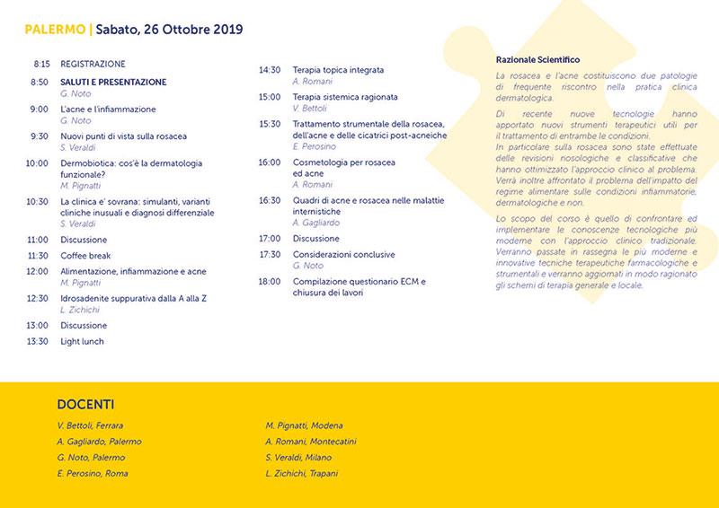 Programma Un incontro tra ortodossia e innovazione